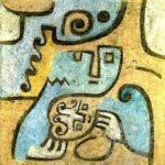 """""""Μητέρα και παιδί"""" Paul Klee (1879-1940)."""