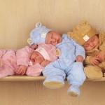 Τα μωρά περνούν περίπου το μισό ύπνο τους στο στάδιο REM.