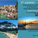 7th ICEEPSY The International Conference on Education and Educational Psychology