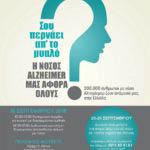 Παγκόσμιος μήνας νόσου Alzheimer