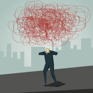 Το άγχος εμφανίζεται στην σκέψη, το συναίσθημα και στο ίδιο το σώμα.