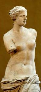 Το άγαλμα μας μιλάει επειδή μοιραζόμαστε μαζί του την ίδια φυσική κατάσταση...