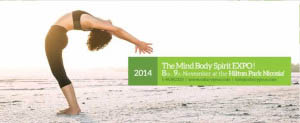 Mind Body and Spirit 2014