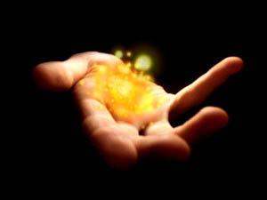 Η φωτιά δηλώνει τη σύγκρουση, δηλαδή ό,τι είναι ζωντανό μέσα στον άνθρωπο.