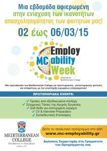 Employability Week 2015 afisa