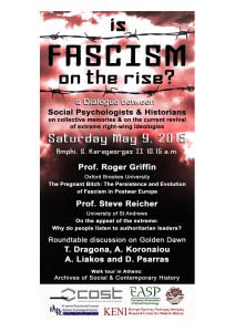is fascism on the rise