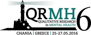 6th Qualitative Research in Mental Health Conference LOGO