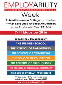 8th employability Medit College