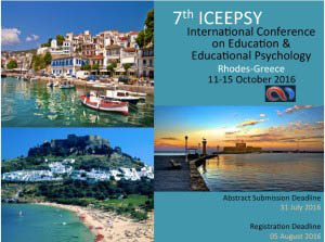 7th ICEEPSY Conference